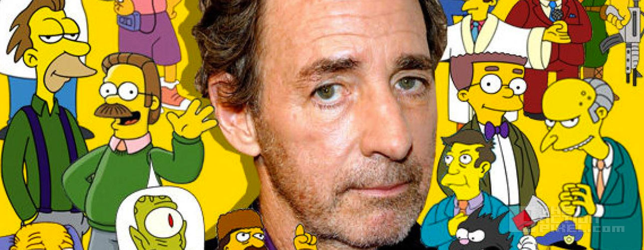 harry shearer the simpsons the action pixel @theactionpixel fox