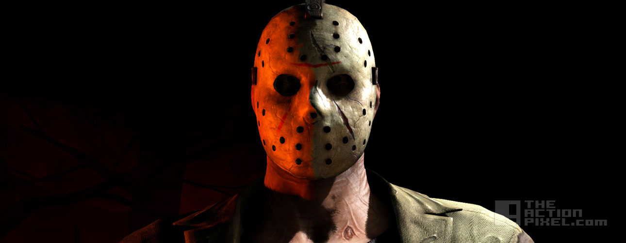 jason voorhees. mortal kombat x, wb games, netherrealm studios. the action pixel. @theactionpixel