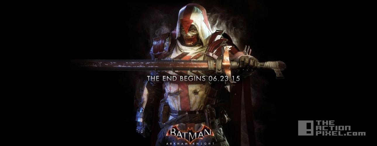 azrael. batman: Arkham Knight. The Action Pixel. @theactionpixel. Rocksteady games. wb games.