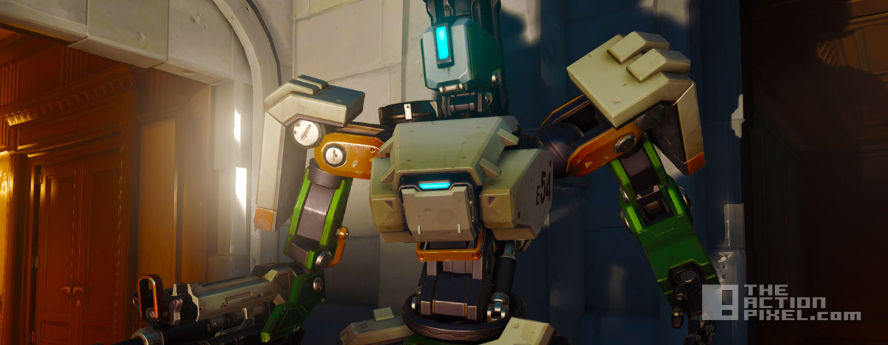 bastion overwatch Full. the action pixel. @theactionpixel