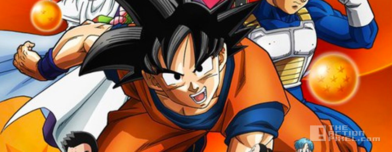 dragon ball super. the action pixel. @theactionpixel