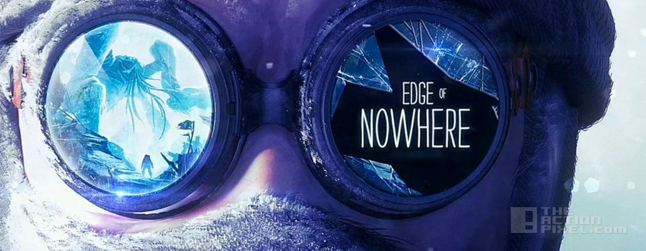 edge of nowhere. insomniac games. the action pixel. @theactionpixel