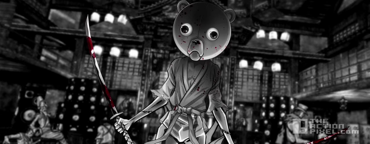 afro samurai 2: revenge of kuma. the action pixel. @theactionpixel.