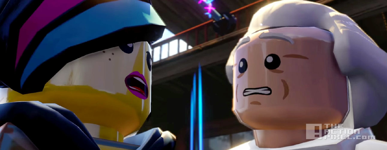lego dimensions. e3 trailer. the action pixel. @theactionpixel