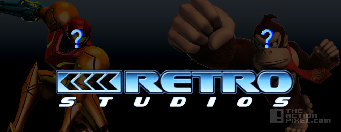 retro studios metroid donkey kong. the action pixel @theactionpixel