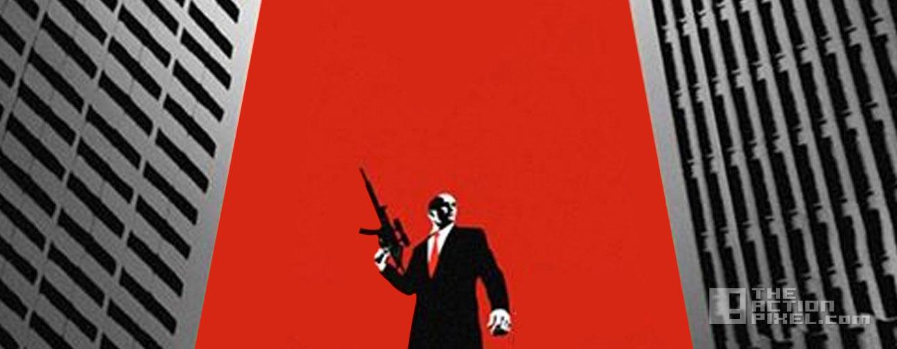 hitman: agent 47. the action pixel. @theactionpixel
