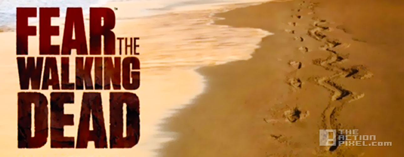 fear The Walking Dead. fear begins here. the action pixel. @theactionpixel, AMC