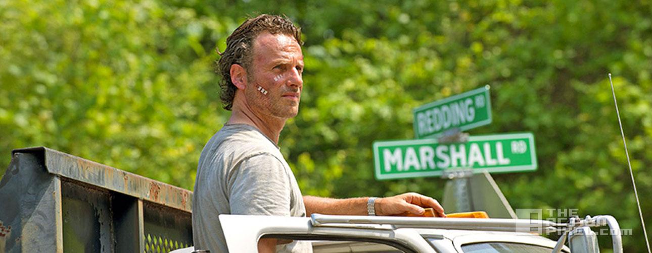 rick grimes. the walking dead. Season 6. the action pixel. @theactionpixel