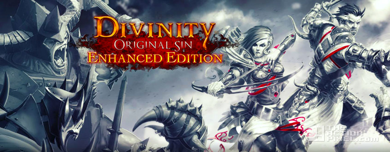 DIVINITY ORIGINAL SIN. THE ACTION PIXEL. @THEACTIONPIXEL