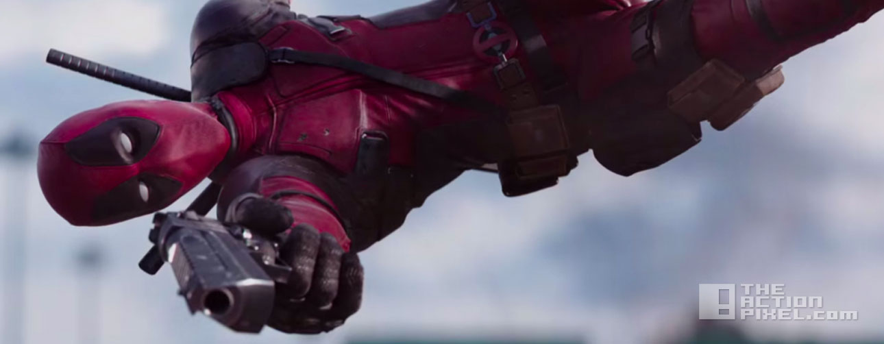 deadpool trailer. deadpool teaser. 20th century fox. the action pixel. marvel. @theactionpixel