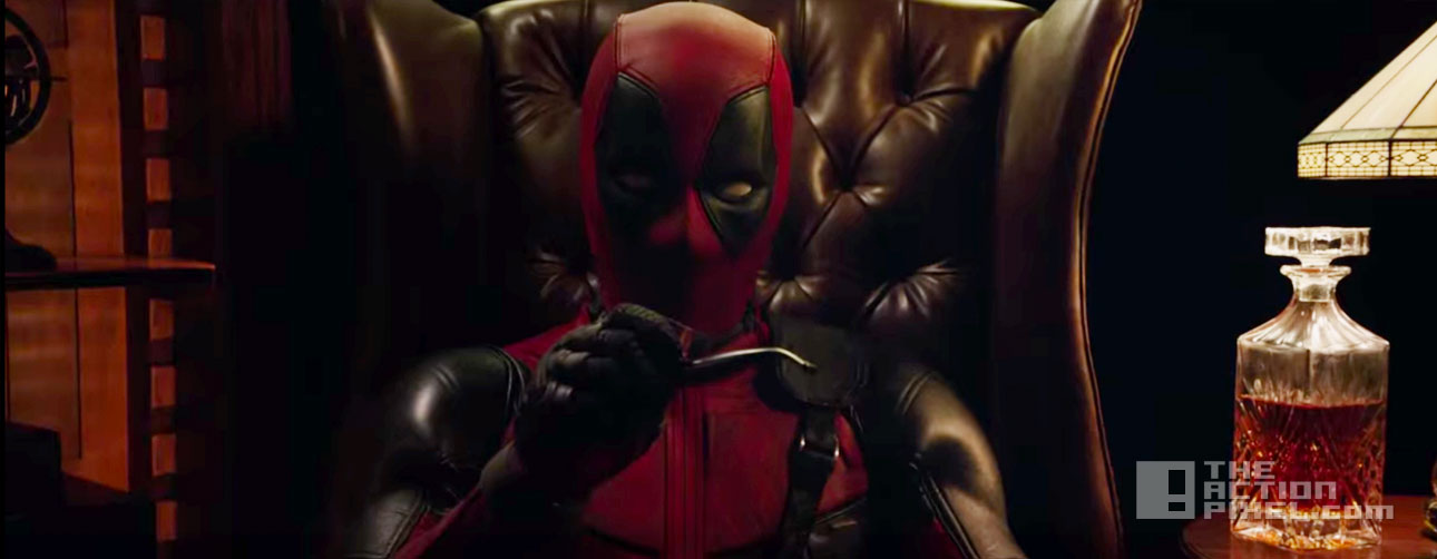 deadpool teaser. 20th century fox. the action pixel. marvel. @theactionpixel