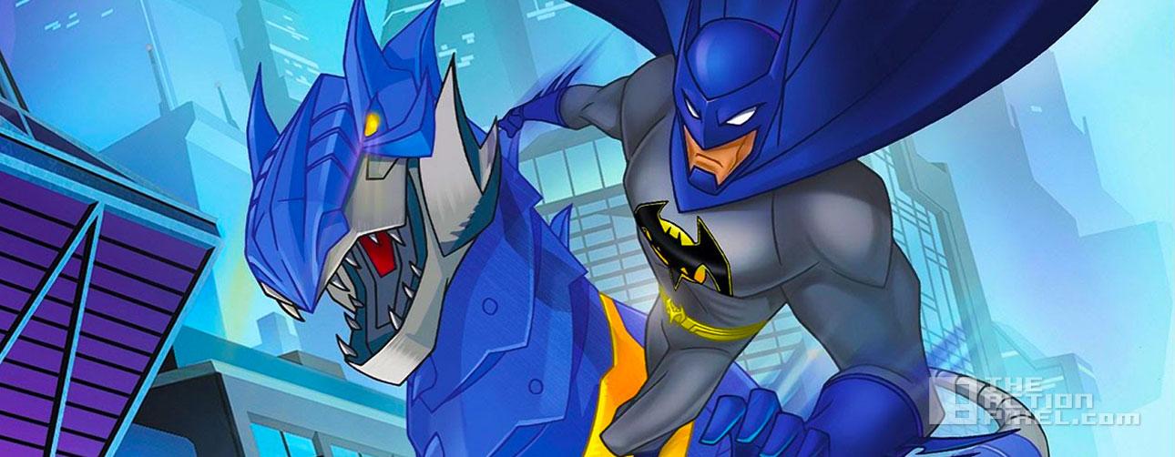 batman: monster mayhem. dc comics. wb animation. the action pixel. @thEACTIONPIXEL