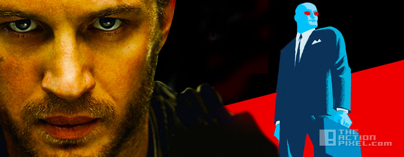 tom hardy. 100 bullets. vertigo. the action pixel. @theactionpixel