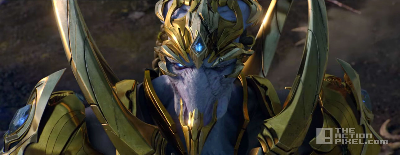 starcraft ii: legacy of the void. blizzard entertainment. the action pixel. @theactionpixel