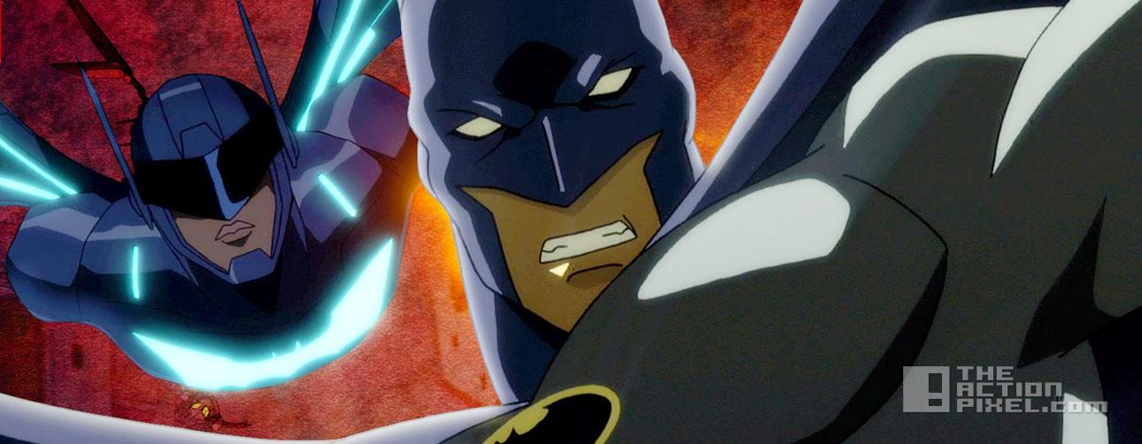 batman bad blood. the action pixel. @theactionpixel