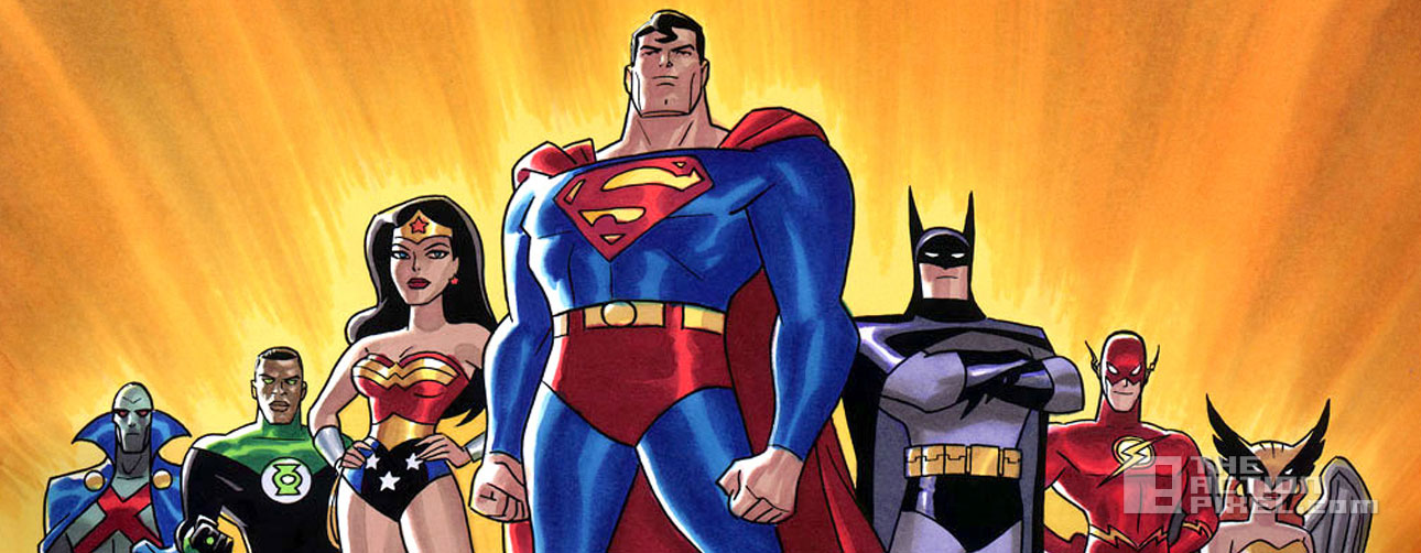 justice league animation. the action pixel. @theactionpixel. dc comics. wb animation.