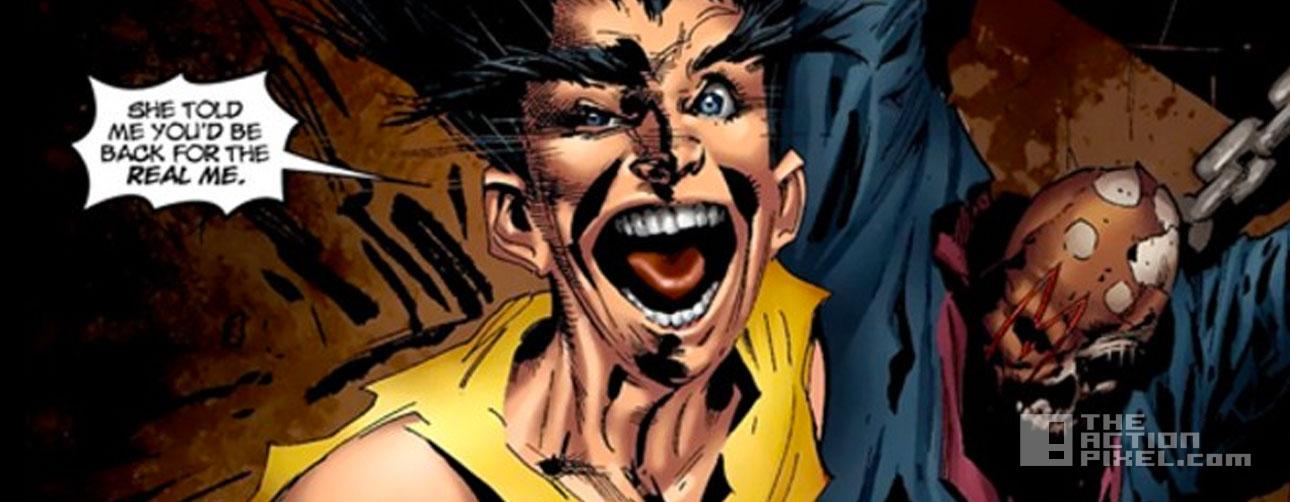 legion x-men. marvel. fx. the action pixel. @theactionpixel