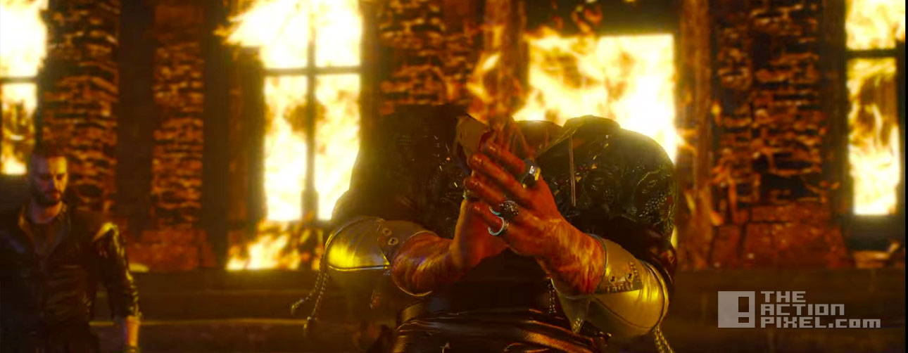 the witcher wild hunt 3 hearts of stone. cd projekt red. the action pixel. @theactionpixel