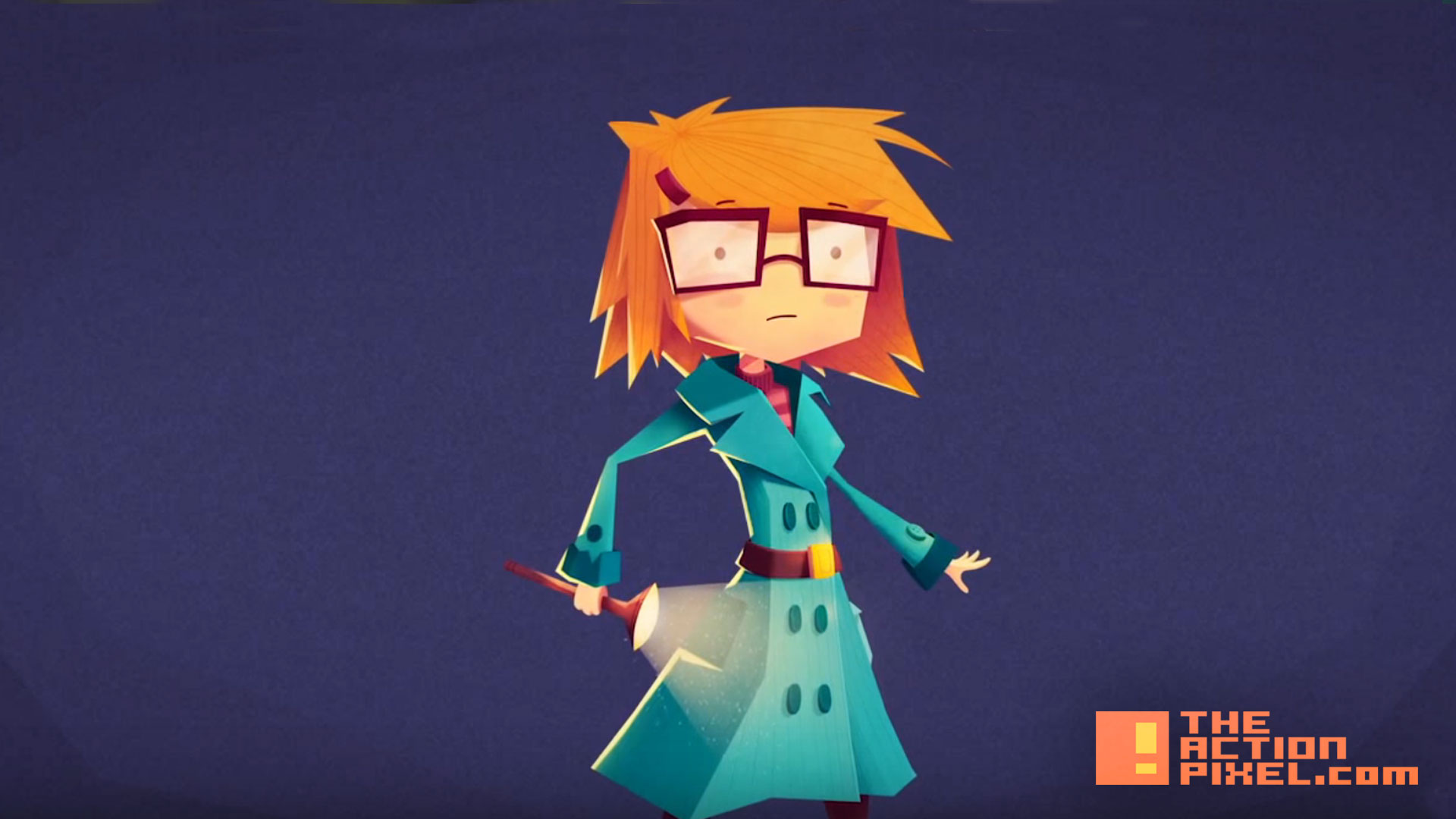 Jenny LeClue Teaser Trailer. the action pixel. @theactionpixel.