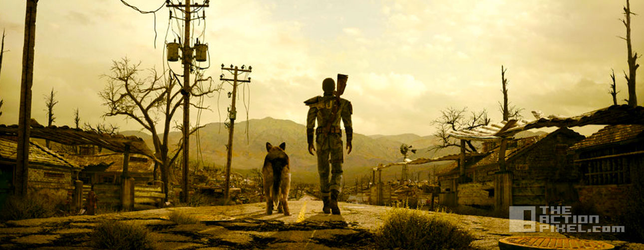 fallout 4. bethesda softworks. the action pixel. @theactionpixel