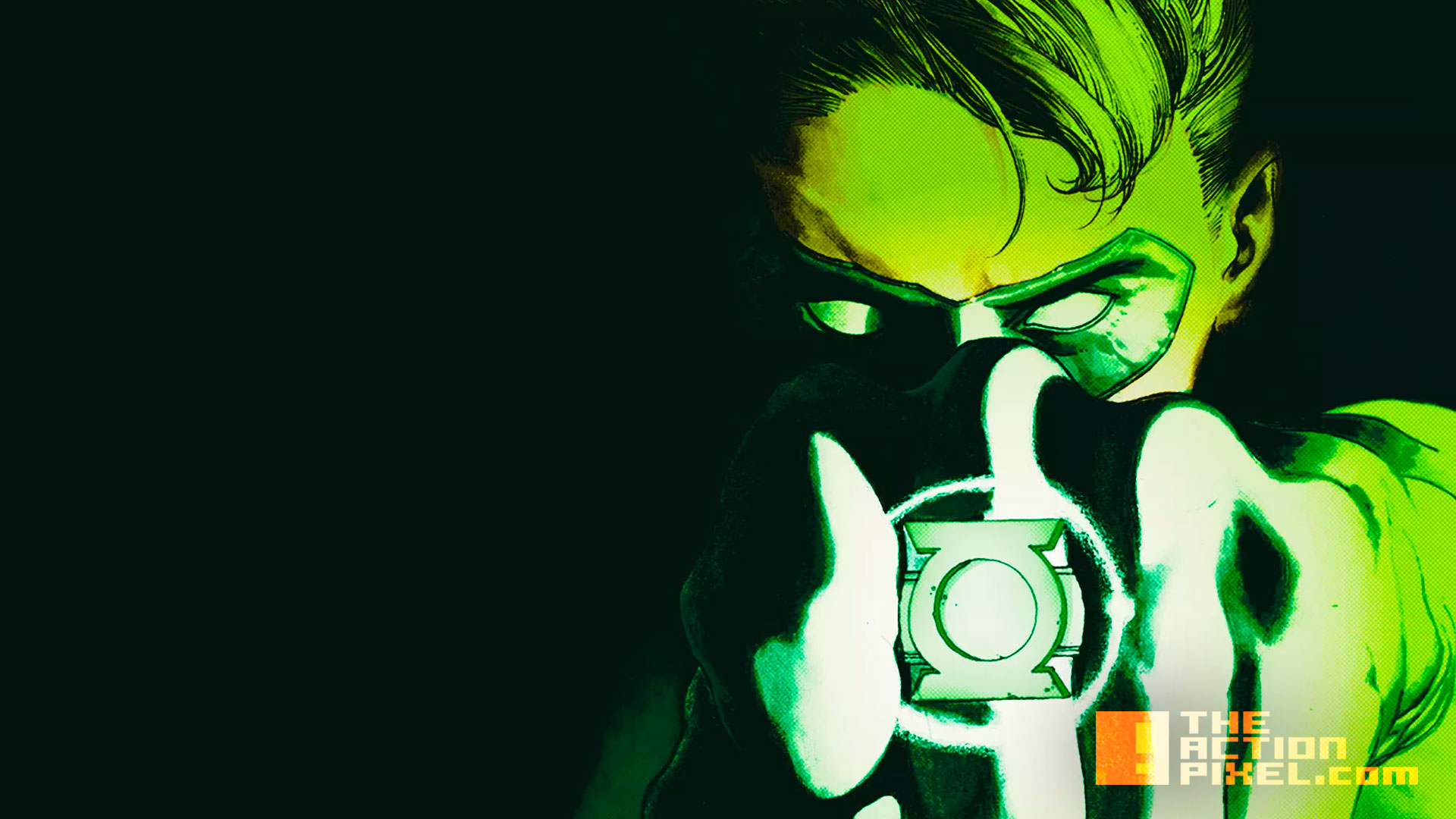 green lantern. the action pixel. dc comics. @theactionpixel