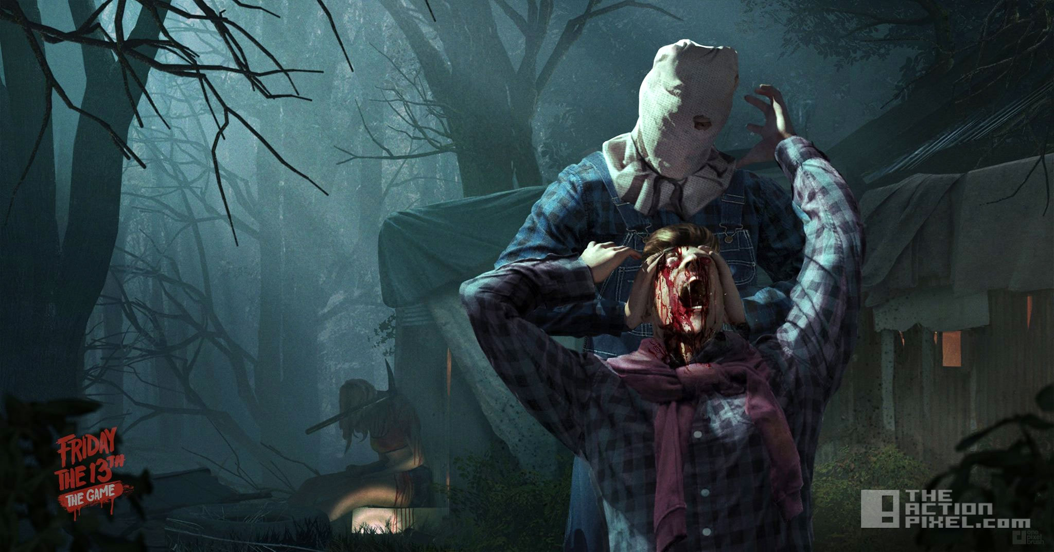 friday the 13th. the action pixel. @theactionpixel. gun media