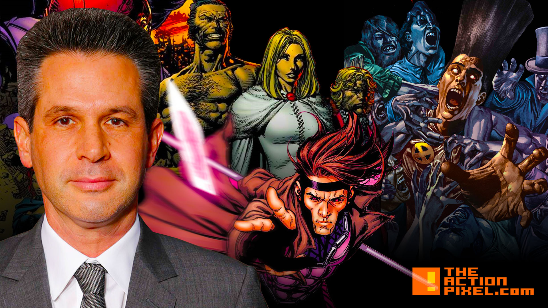 simon kinberg. hellfire. legion. gambit. the action pixel. @theactionpixel