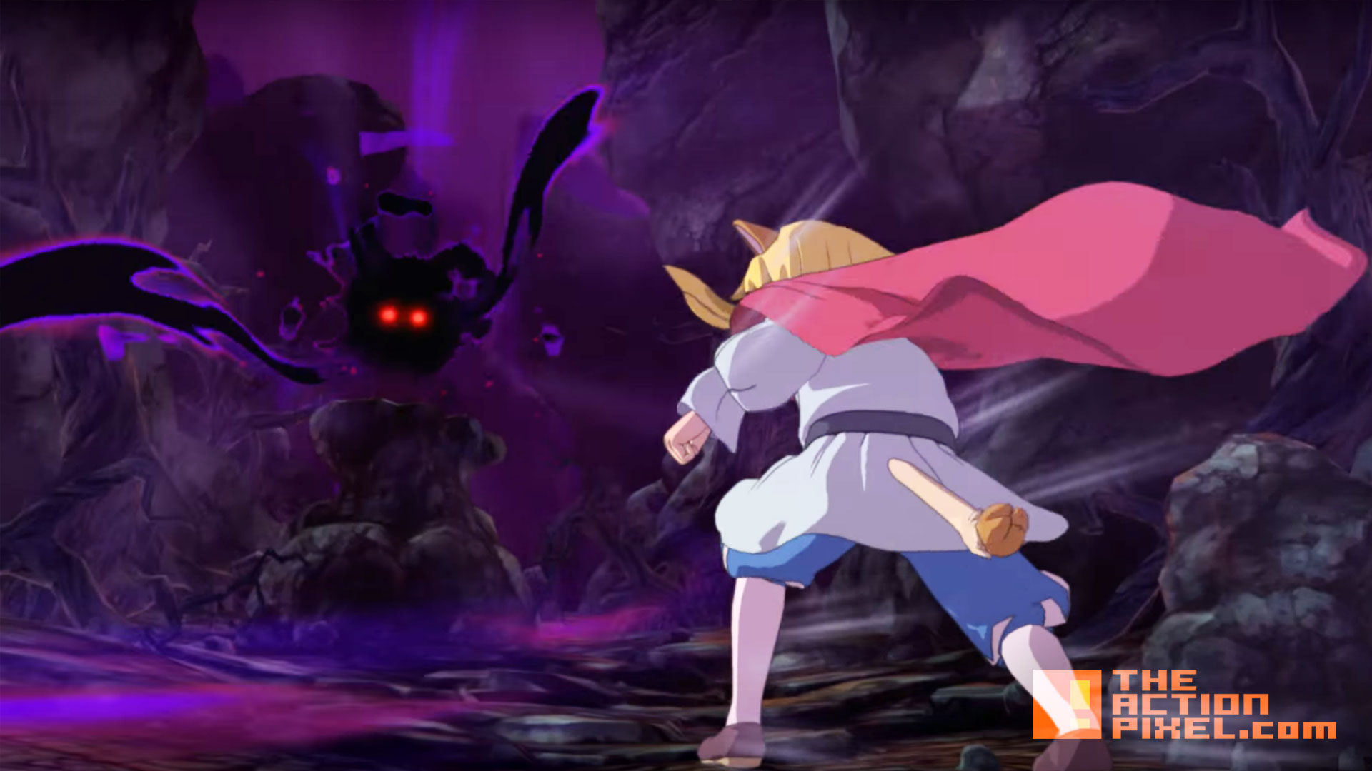 ni no kuni II: REVENANT KINGDOM. bandai namco. the action pixel. @theactionpixel