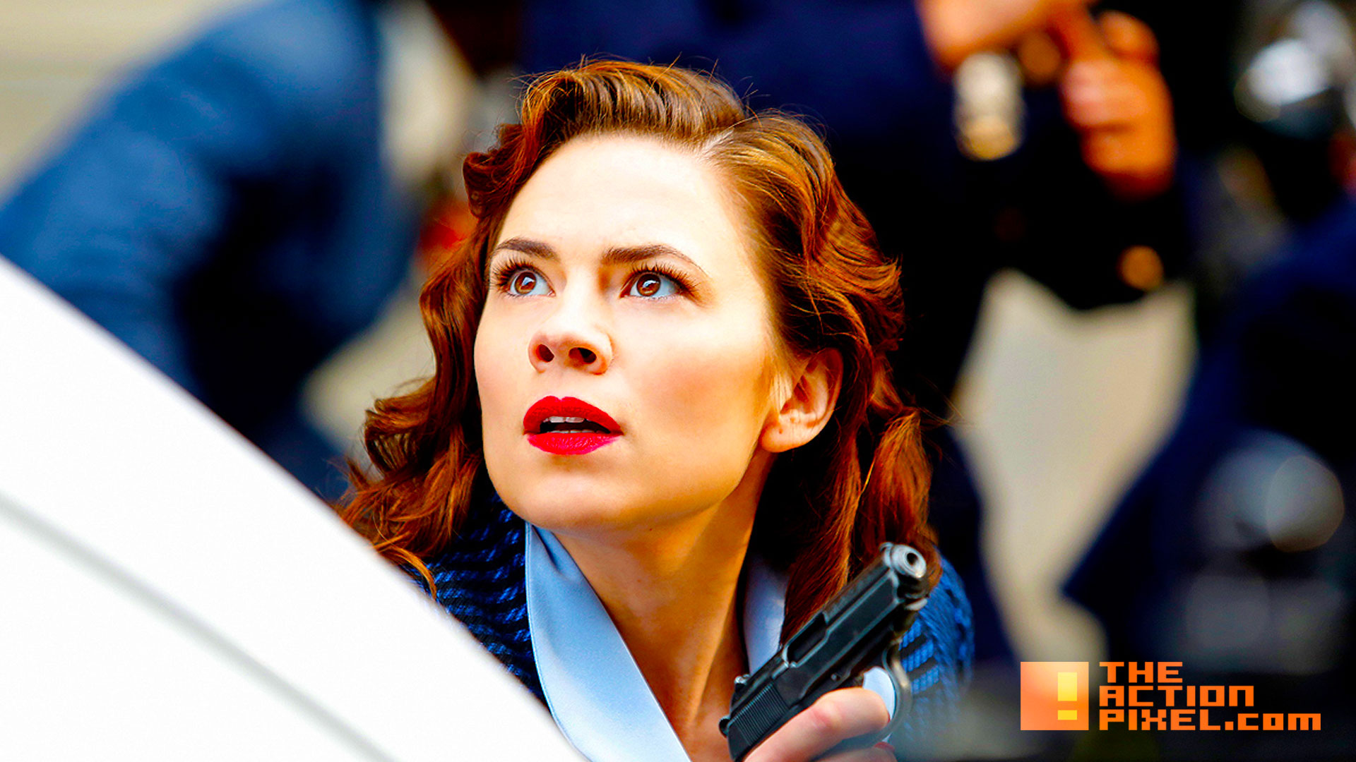 agent carter. season 2. marvel. abc. the action pixel. @theactionpixel