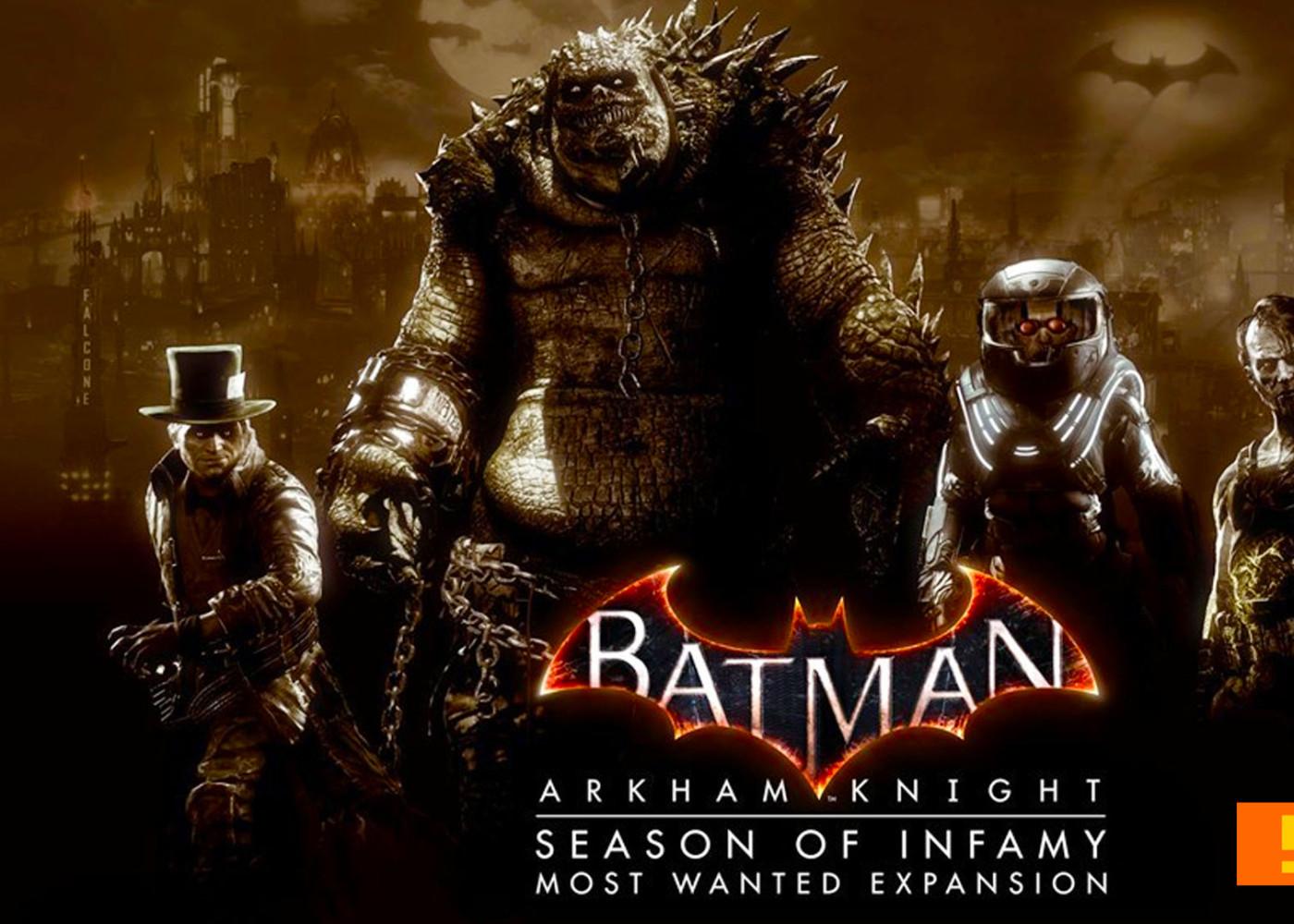 batman arkham knight season of infamy. the action pixel. rocksteady games, wb games, dc comics. the action pixel. @theactionpixel. #entertainmentontap