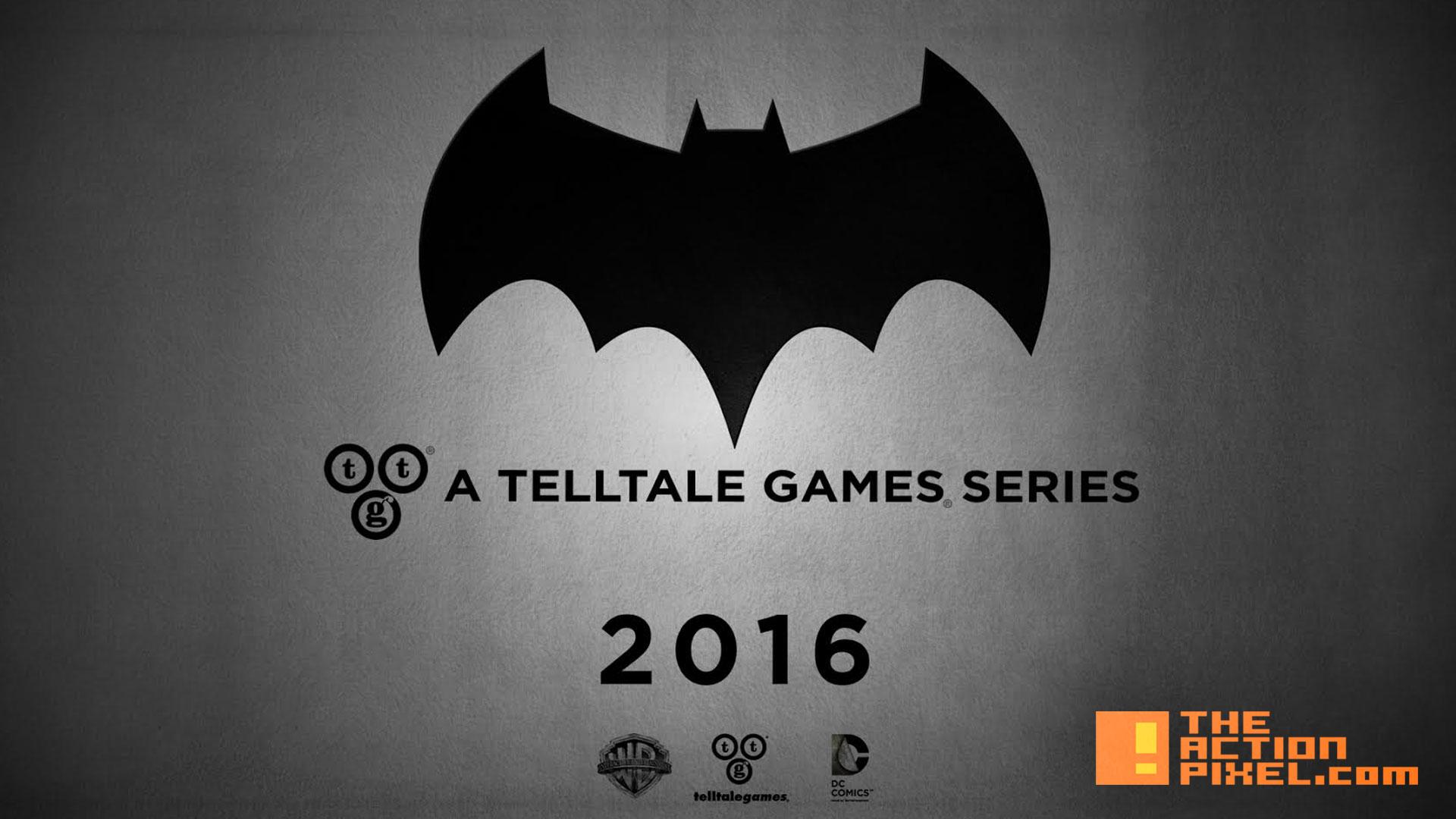 batman telltale games 2016. dc comics. the action pixel. @theactionpixel