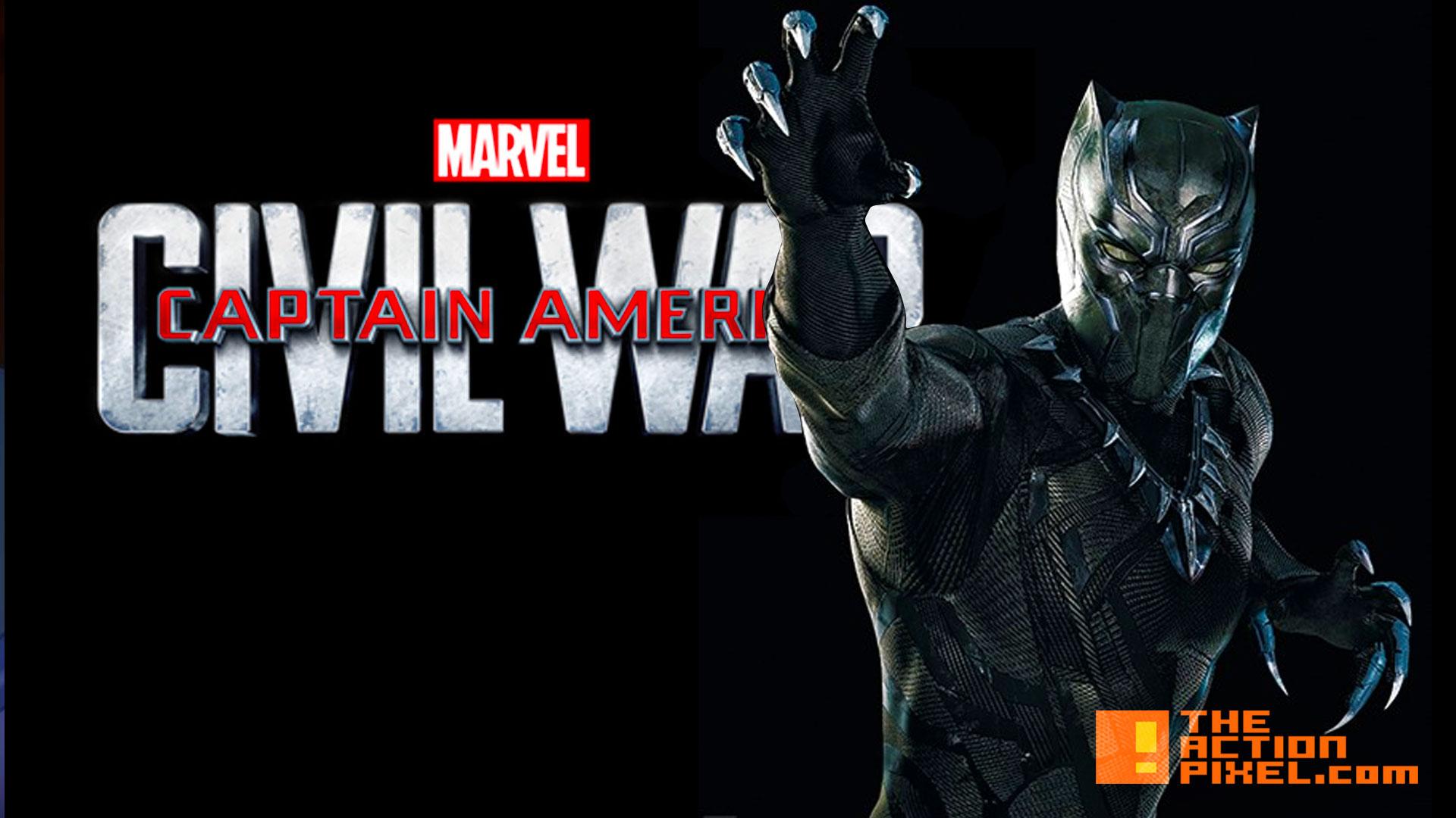 black panther. captain america: civil war. theactionpixel. @theactionpixel