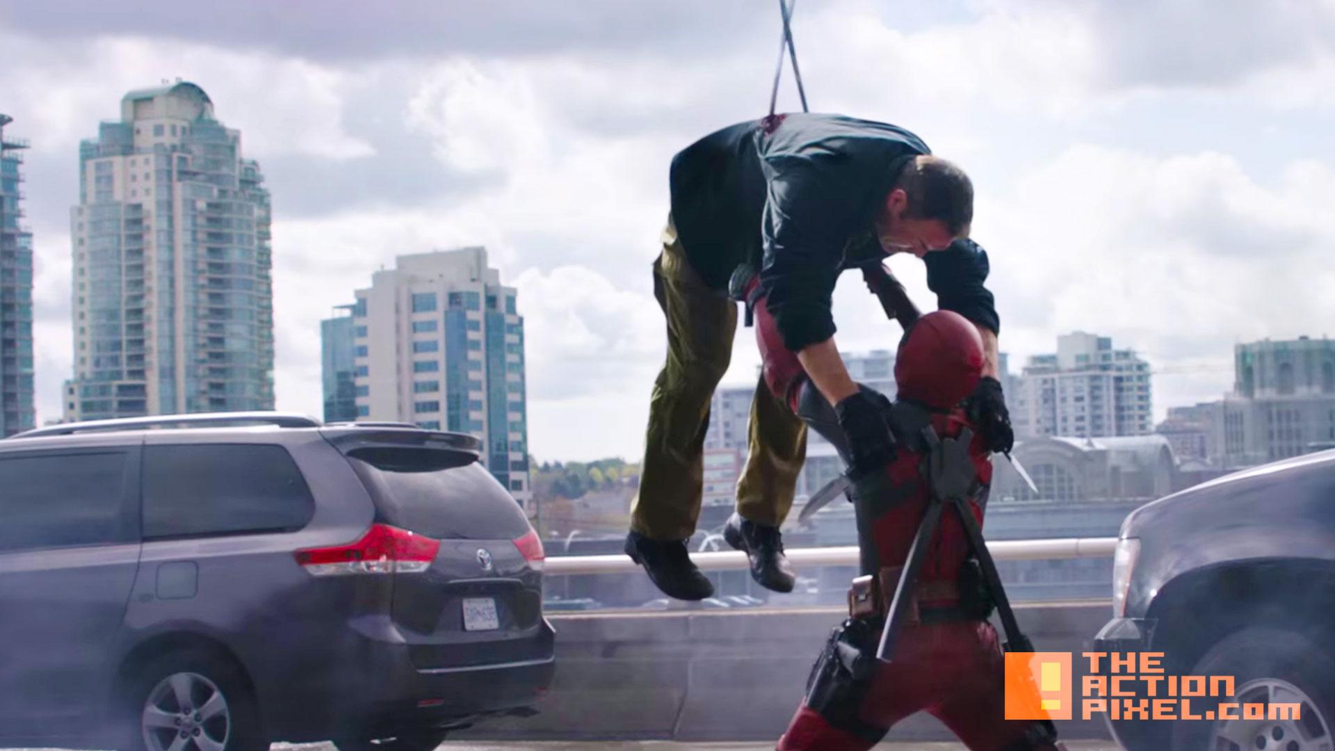 deadpool. marvel. 20th century fox. the action pixel. @theactionpixel