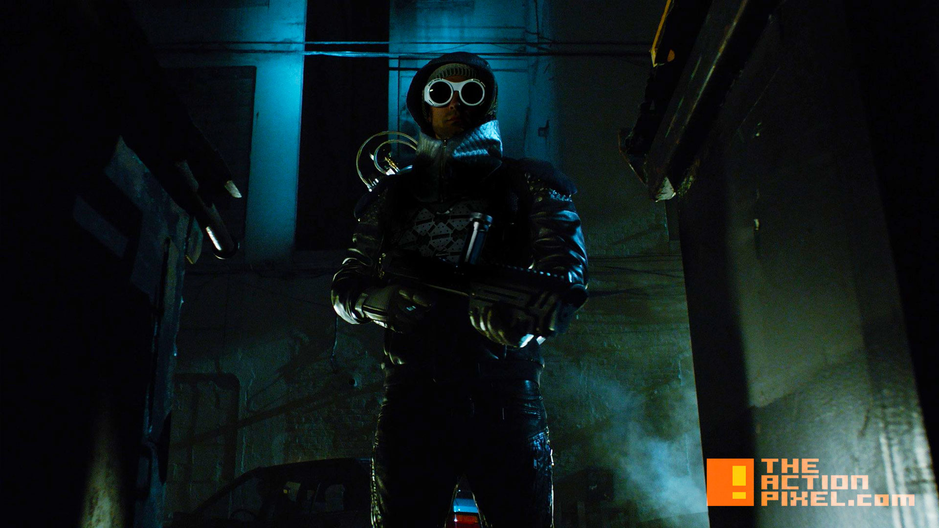 mr freeze. mr. freeze. gotham. the action pixel. fox. @theactionpixel