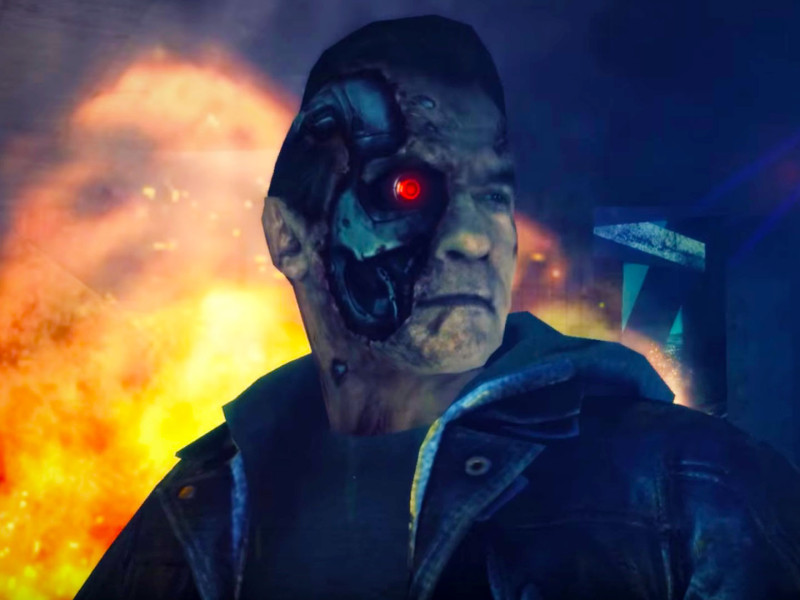 terminator genysis. Arnold Schwarzenegger . the action pixel. entertainment on tap