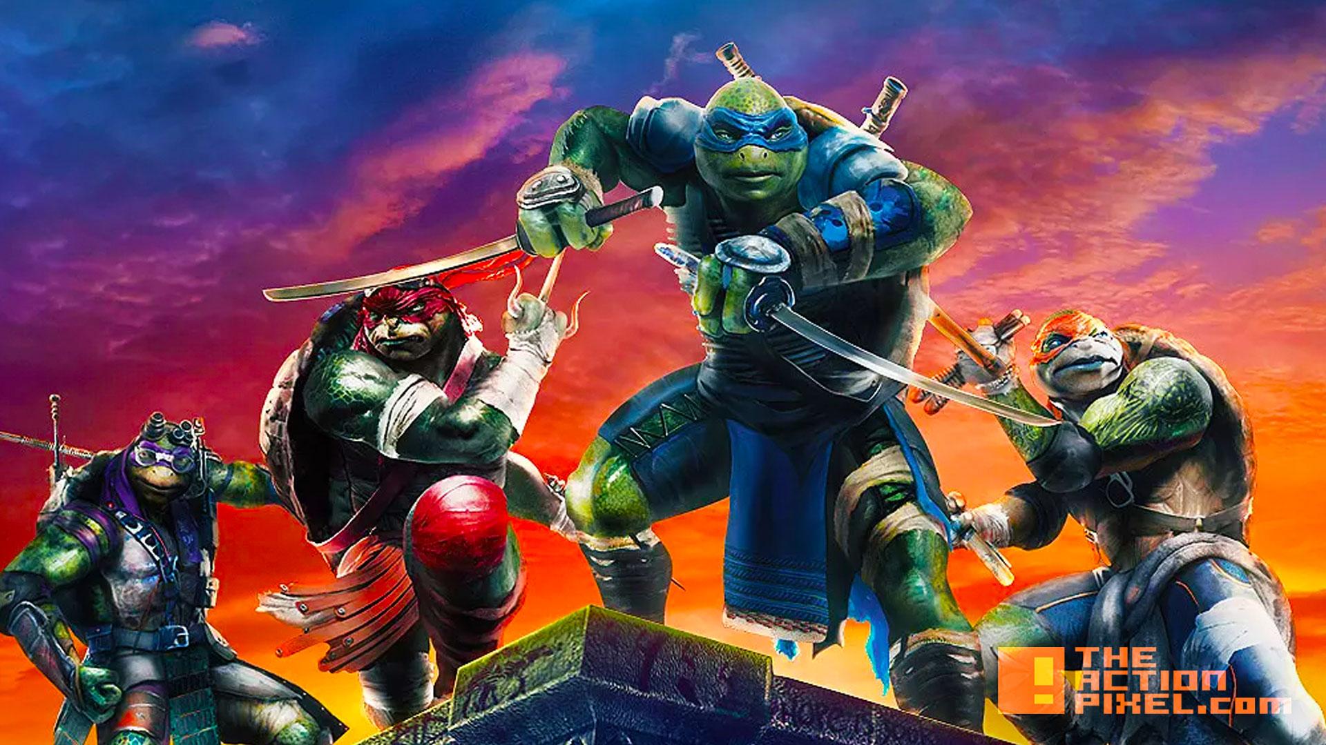 tmnt 2. teenage mutant ninja turtles 2. the action pixel. @theactionpixel