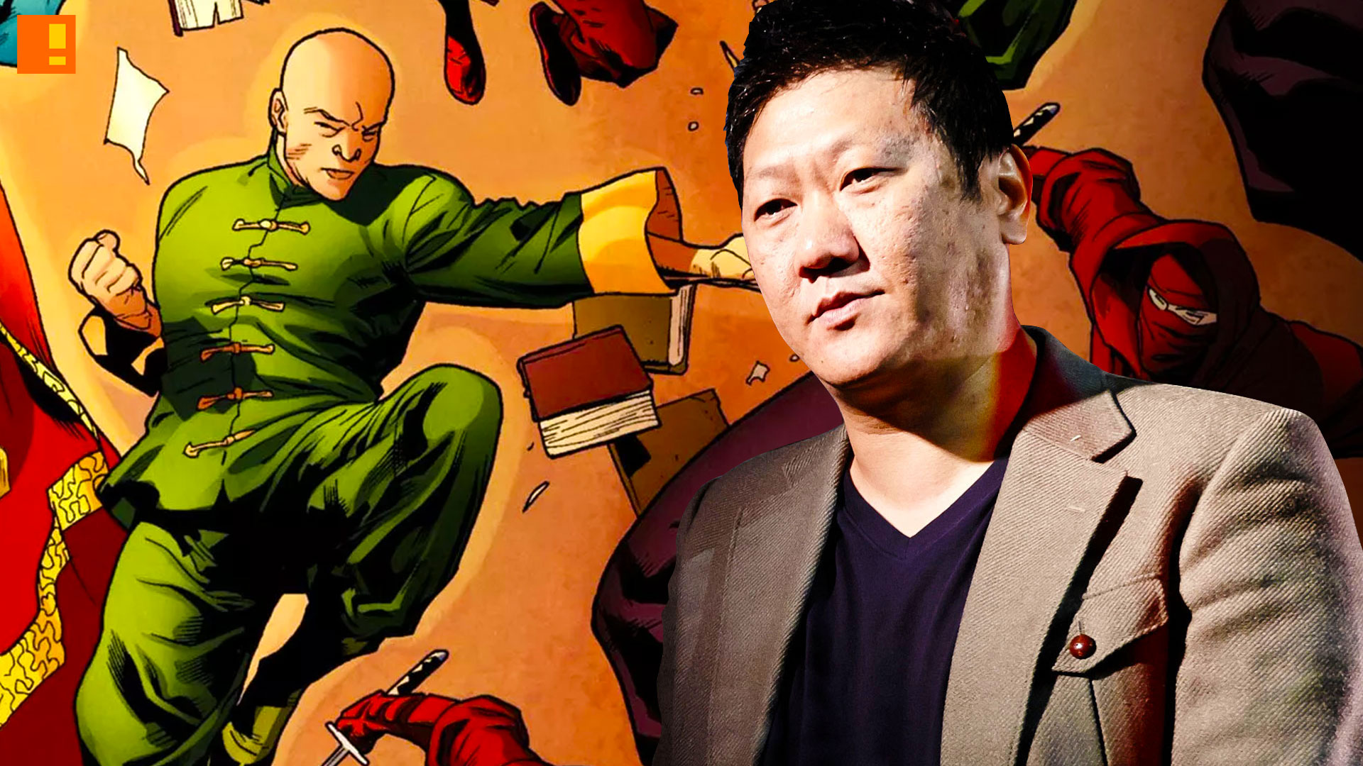 benedict Wong. wong. doctor Strange. marvel. the action pixel. @theactionpixel