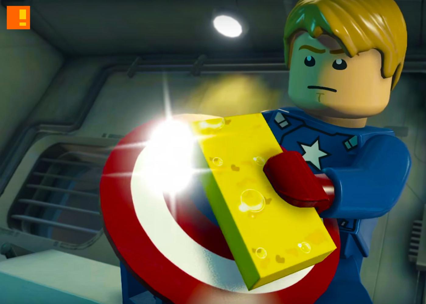 Loki. Lego. Marvel. Avengers. The Action Pixel. @theactionpixel. U201c