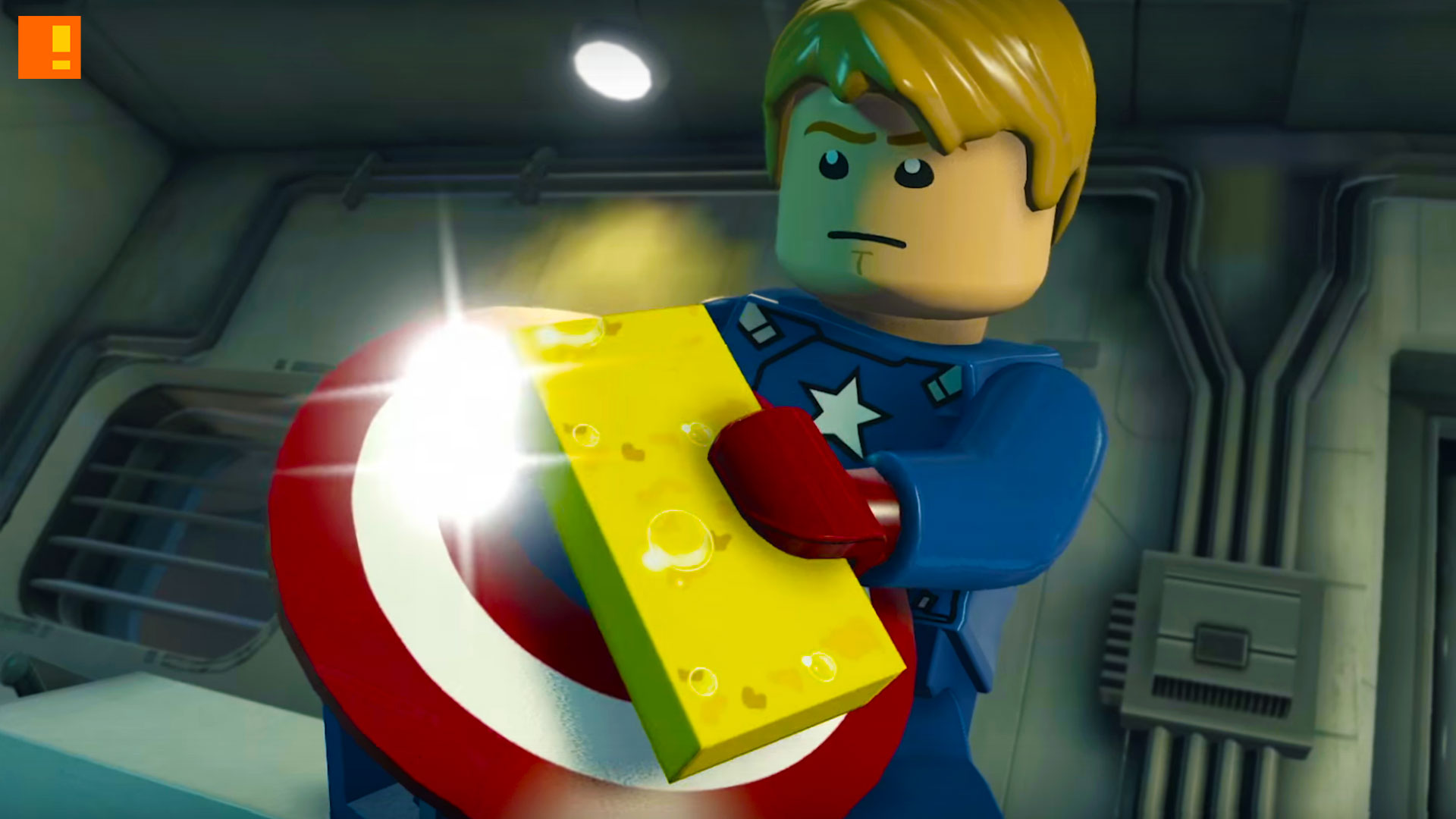 loki. lego. marvel. avengers. the action pixel. @theactionpixel
