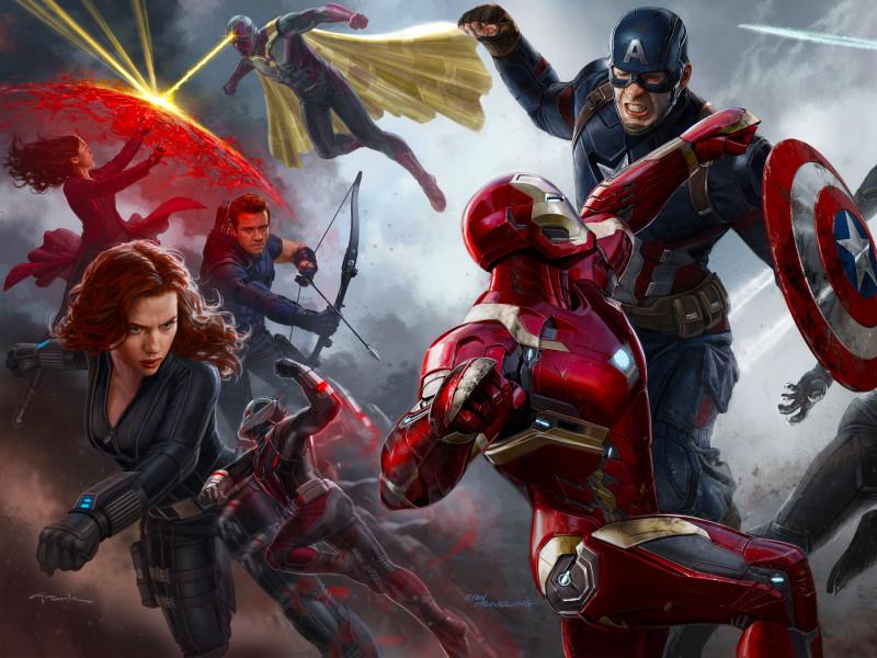 captain america civil war concept art. the action pixel. @theactionpixel