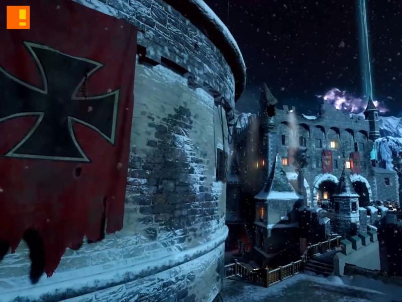 """Call of Duty: Black Ops III"" Awakening: Der Eisendrache. treyarch. the action pixel. @theactionpixel"