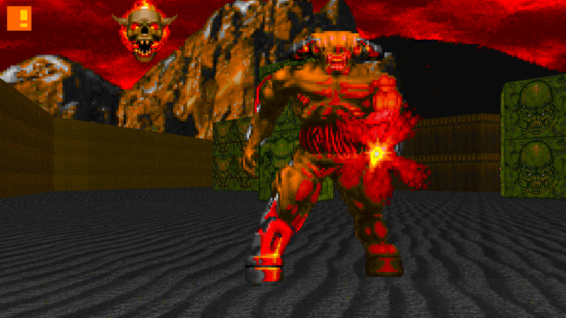 doom. the action pixel. @theactionpixel. #EntertainmentOnTAP