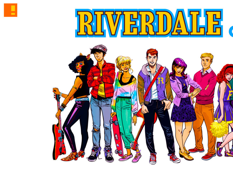 riverdale. warner bros. archie comics. the CW network. the action pixel. @theactionpixel