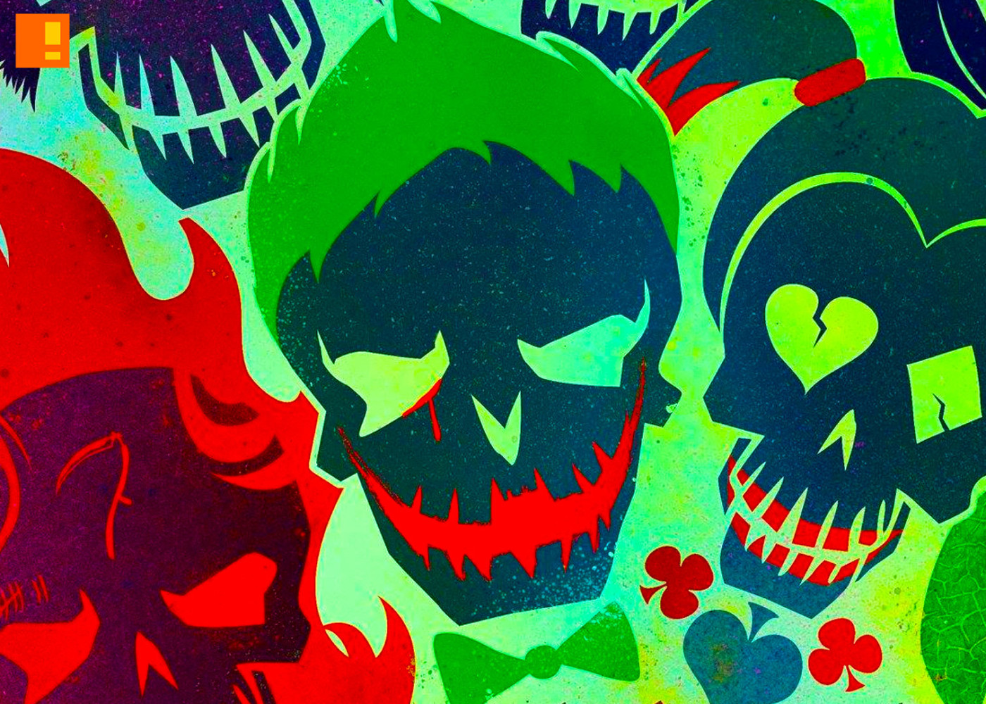 suicide squad. dc comics. warner bros. pictures. the action pixel. @theactionpixel. #EntertainmentOnTAP
