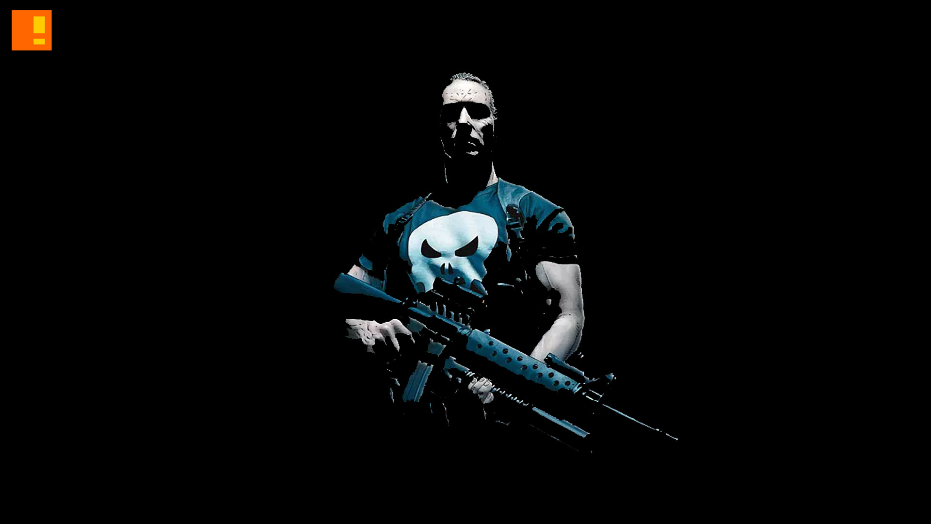 the punisher. marvel. the action pixel. @theactionpixel