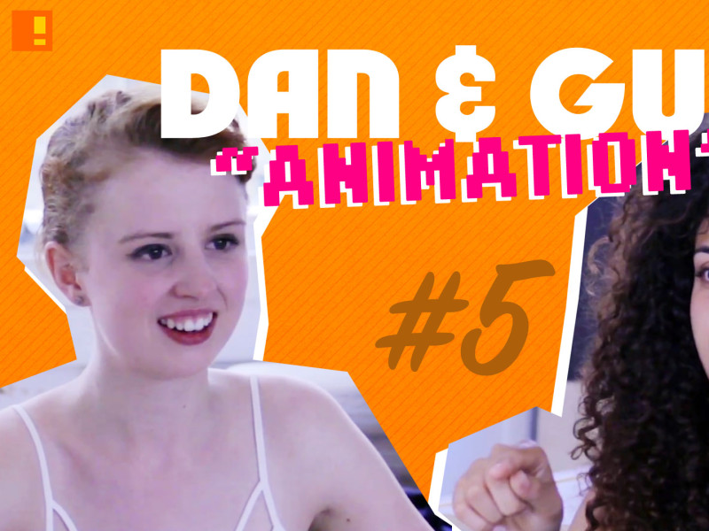 Dan & Guy. The Action Pixel. entertainment on tap. @theactionpixel