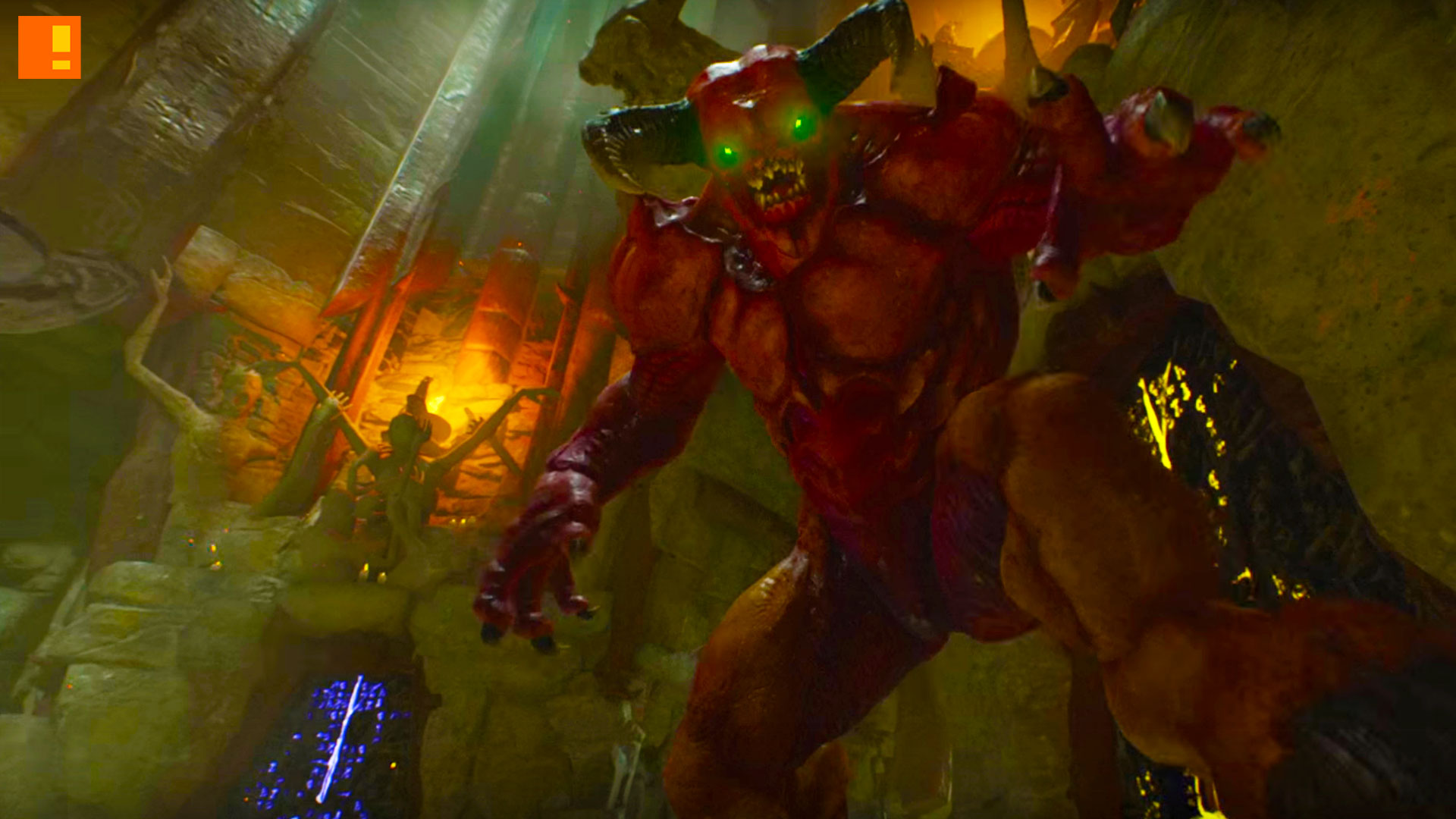doom. bethesda. id software. the action pixel. @theactionpixel