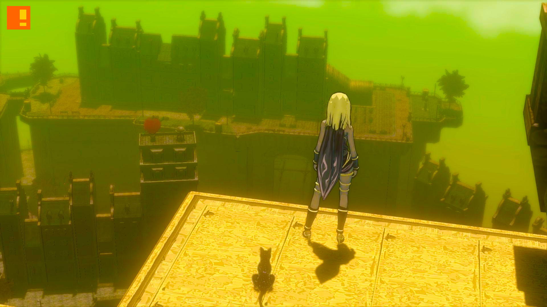 gravity Rush remastered. japan studio. the action pixel. @theactionpixel