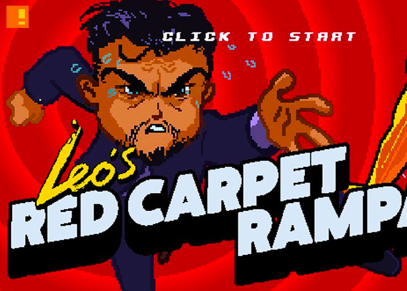 leo's red carpet rampage. the line. the action pixel. @theactionpixel