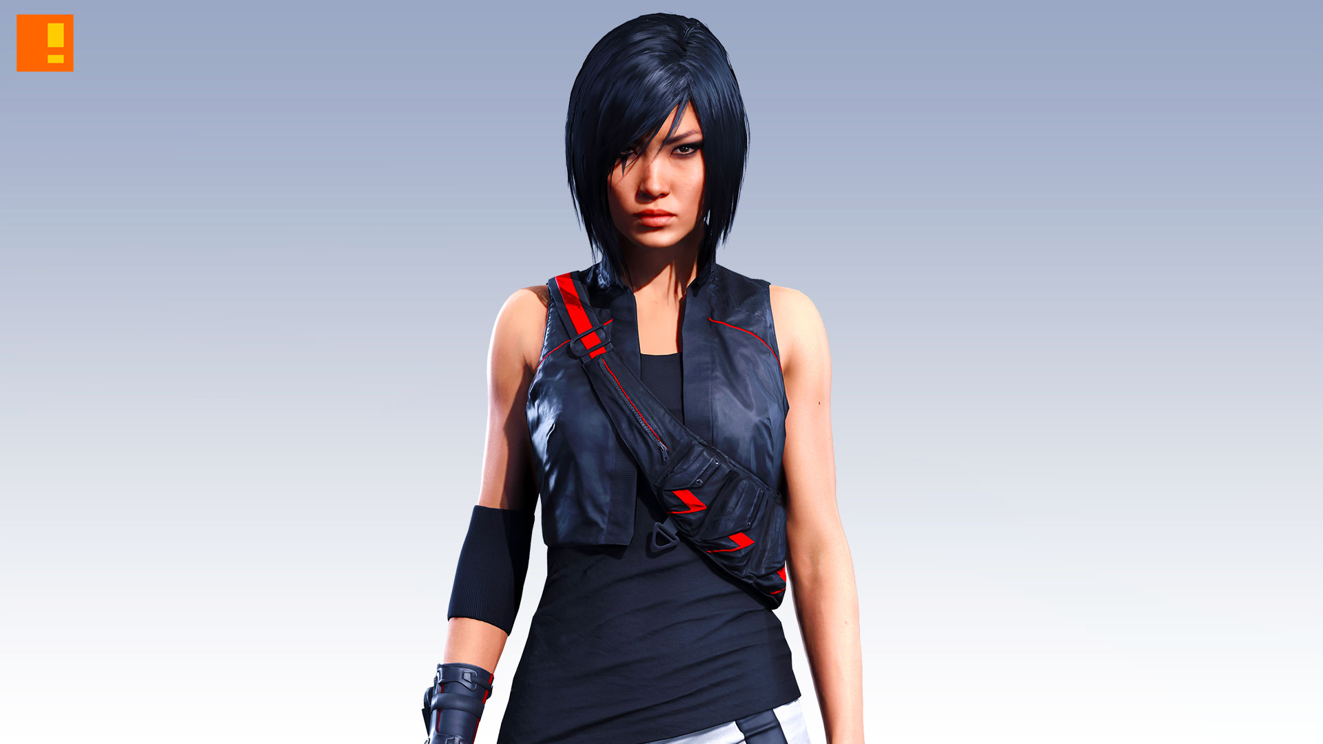 mirror's edge catalyst. faith. ea . dice. the action pixel. @theactionpixel